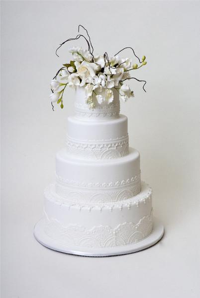 Ron BenIsrael Cakes Vendor AList 100 Layer Cake - Ben Israel Wedding Cakes