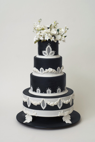 Florida Famous Wedding Cake
