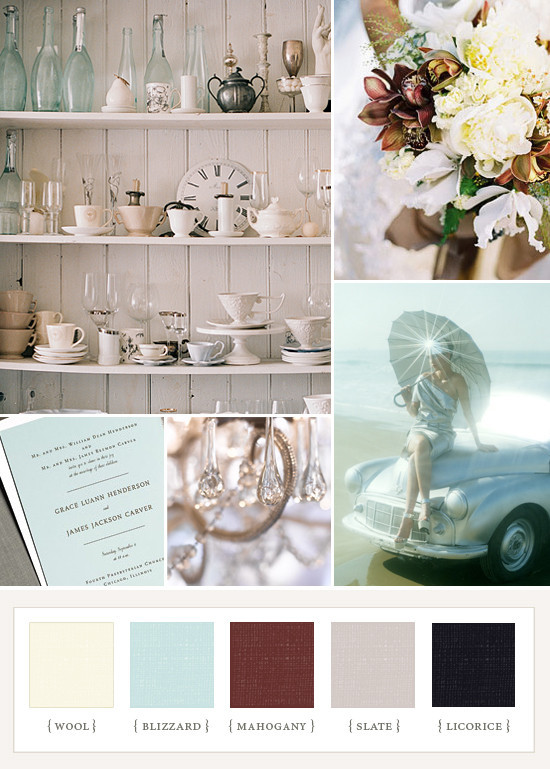 Sea glass and neutrals