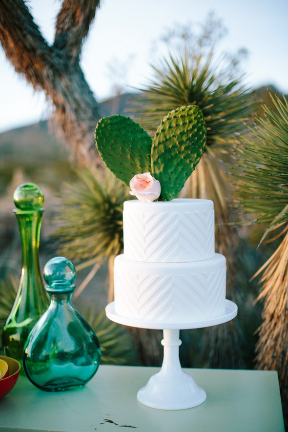 Southwest Midcentury Modern Wedding Inspiration 100