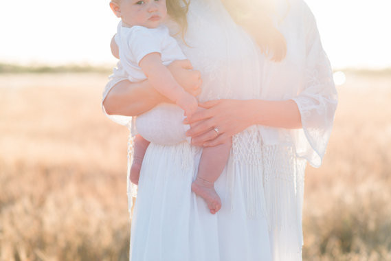 Golden Hour Mama And Baby Photos By Leslie D Photography Family