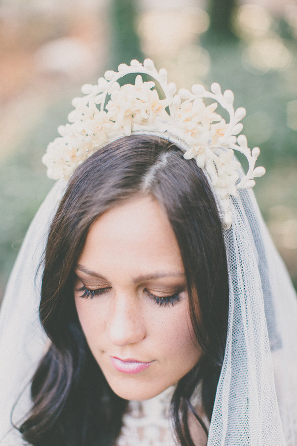 Irish inspired bride