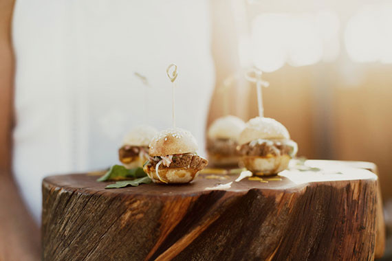 July 4th party sliders