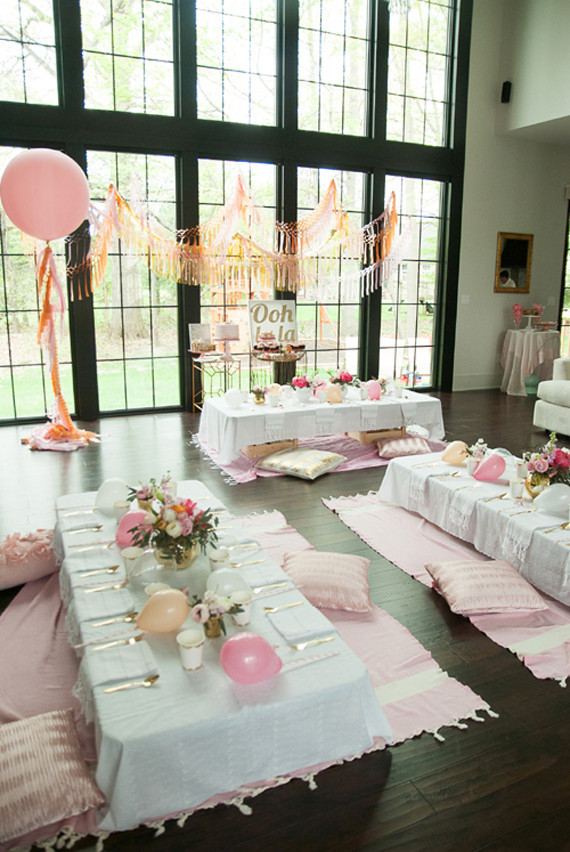 Picnic 5th birthday by a charming fete 100 layer for 5th birthday decoration ideas