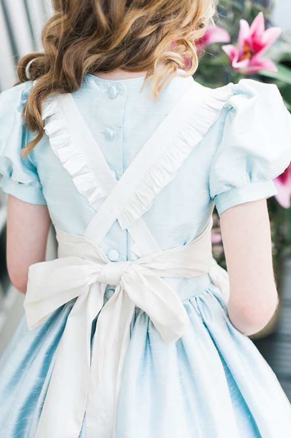 Alice in Wonderland costume