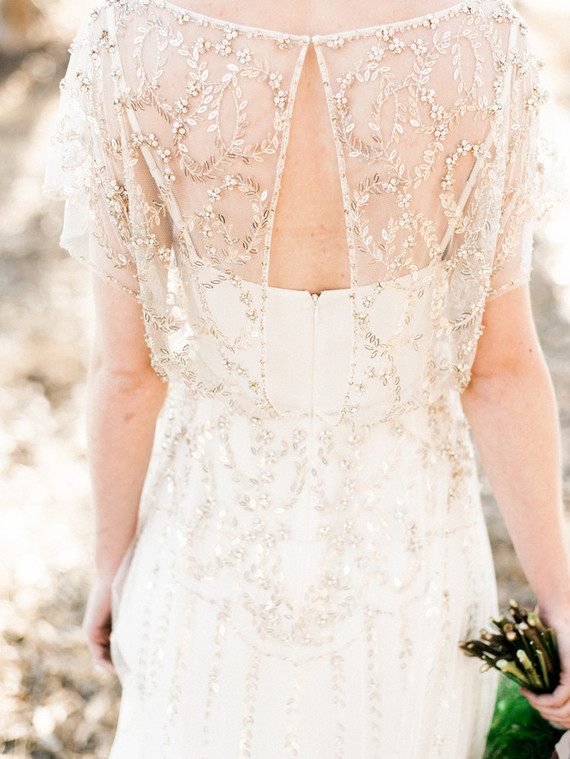 Jenny Packham wedding dress