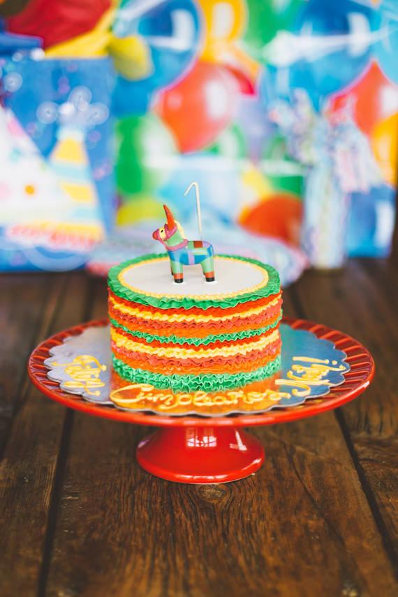 First Birthday Fiesta For Nash Kids Birthday Parties