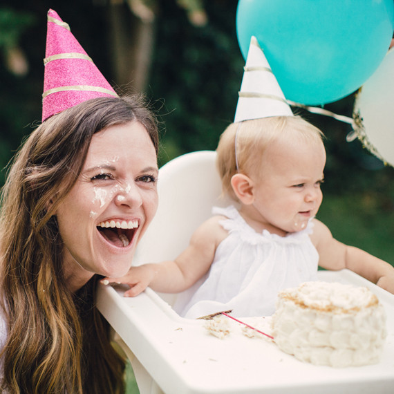 Magical first birthday party