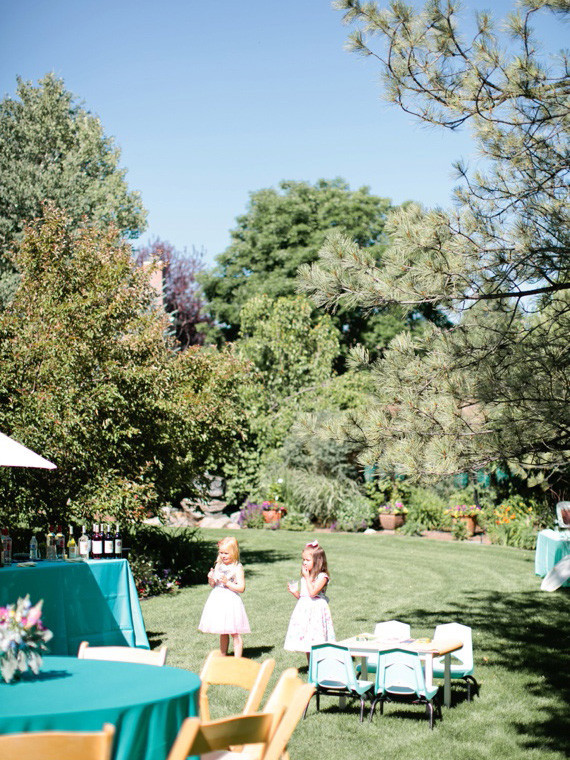 Denver garden baby shower