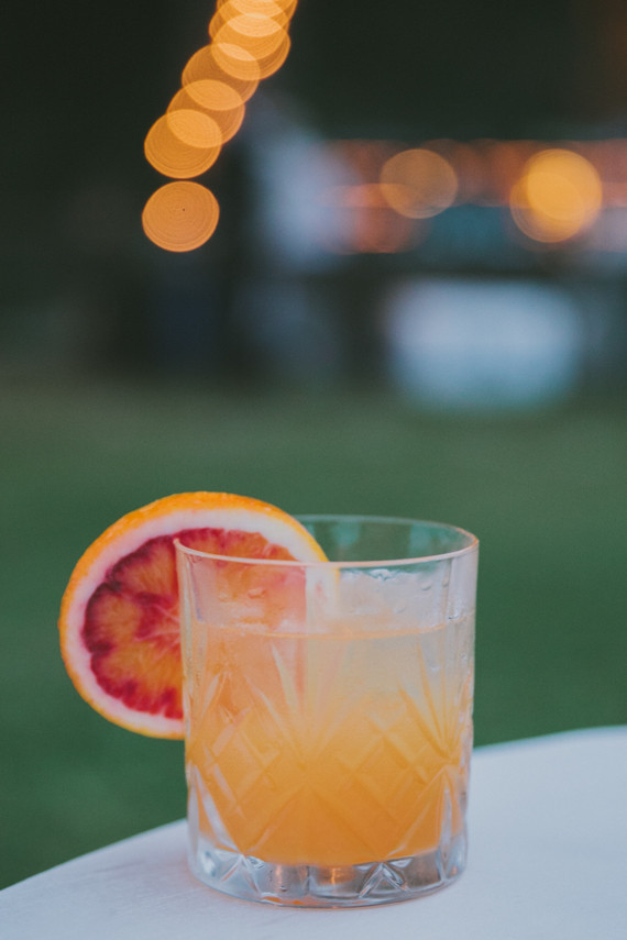 Wedding cocktail