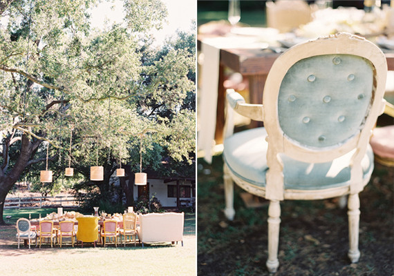 Varied Vintage Chairs