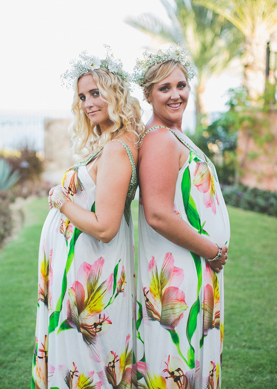 Kaftan Bridesmaid Dresses