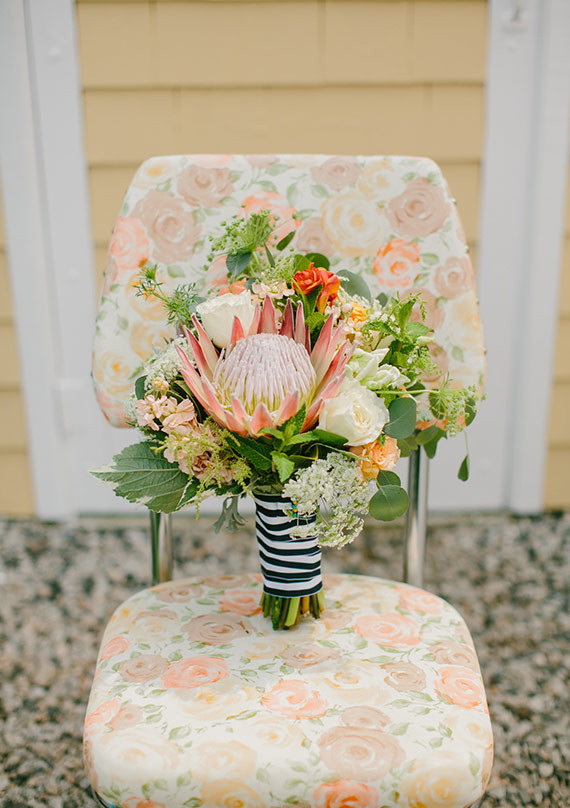 King and Queen Protea Bouquet