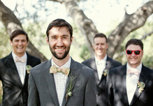 Vintage Santa Barbara Wedding