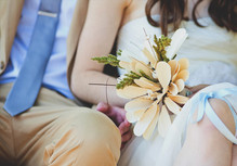 Vintage Southern County Fair Wedding