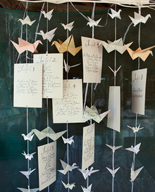 DIY Escort Card