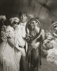 Roaring 1920's Wedding Guests