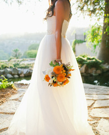 Vibrant Fall Wedding Inspiration