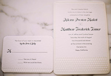Napa Valley Wedding Program