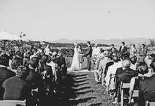 Napa Valley Wedding Ceremony