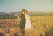 Napa Valley Wedding Portraits