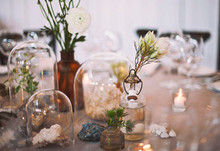 Napa Valley Wedding Decor