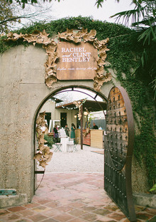 Vintage Austin Wedding Venue