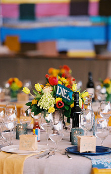 Vintage Mexican Fiesta Inspired Wedding