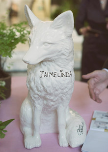 Wes Anderson Inspired Wedding