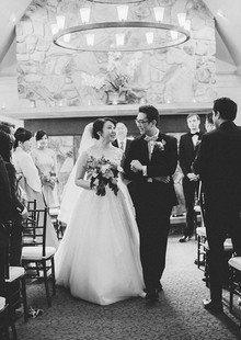 Napa Valley Wedding Portrait