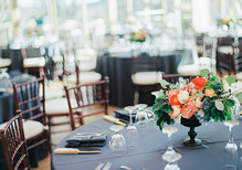 Napa Valley Wedding Reception