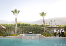 Palm Springs Wedding Venue