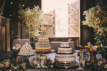 Vintage Carmel Wedding