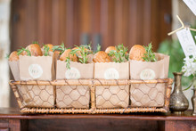 tuscan wedding favors