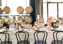Romantic inspired tablescape