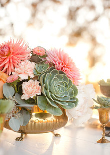 Modern, Rustic Wedding Inspiration