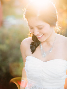 Rustic Fall Wedding Bride