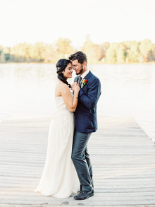 Rustic Fall Wedding