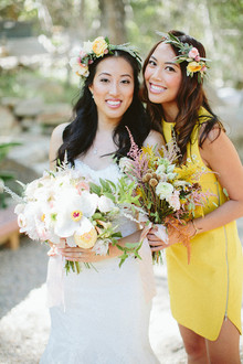 Whimsical California Wedding