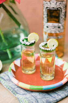 Mexican cocktail