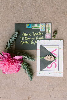 Mexican themed invites