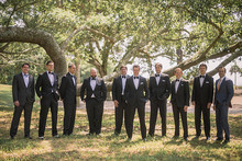 Charleston Wedding Groomsmen