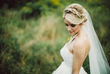 Modern Nebraska Wedding Hairstyle