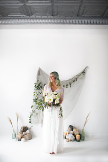 Bohemian Seaside Wedding Inspiration