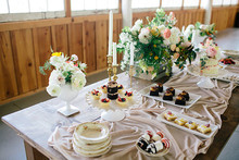Garden inspired bridal shower