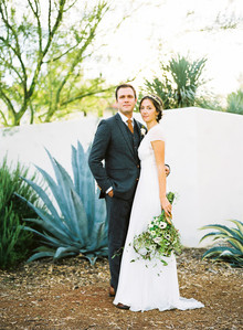 DIY Ojai Rancho Inn Wedding