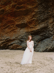 Organic coastal wedding inspiration