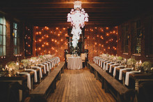 Carondelet House wedding reception