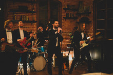Maroon 5 wedding