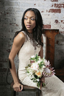 Industrial Wedding Bride
